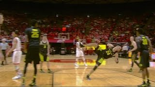 Download Oregon's Dillon Brooks Flops, Gets Booed vs. Utah | CampusInsiders 3Gp Mp4