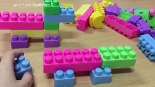 Đồ Chơi Xếp Hình Cho Bé Thông Minh Và Sáng Tạo - Bé Sun Sun ToysReview