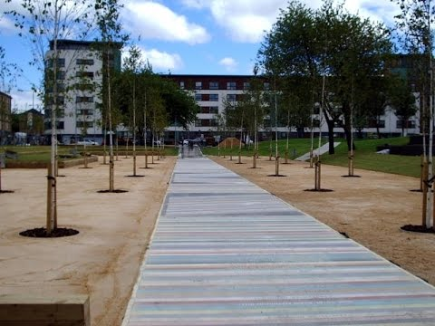 Barrowland Park Album Pathway 2