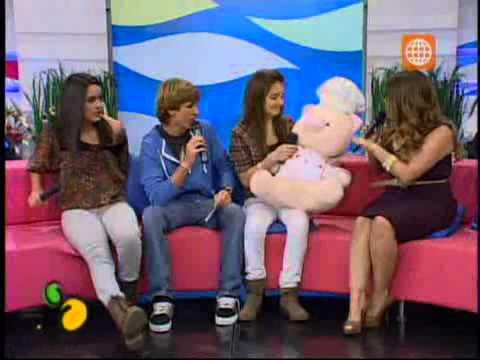 Ximena Hoyos en Lima Limon Ultima parte