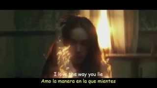 Eminem ft Rihanna Love The Way You Lie Lyrics Sub Espa ol Official Video