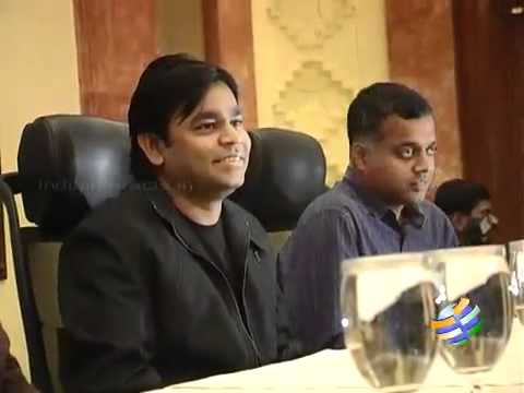 Rahman's theme music for Vijay
