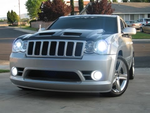 Sickest 1000hp+ JEEP SRT8 in the WORLD!!! Daily Driven!!!