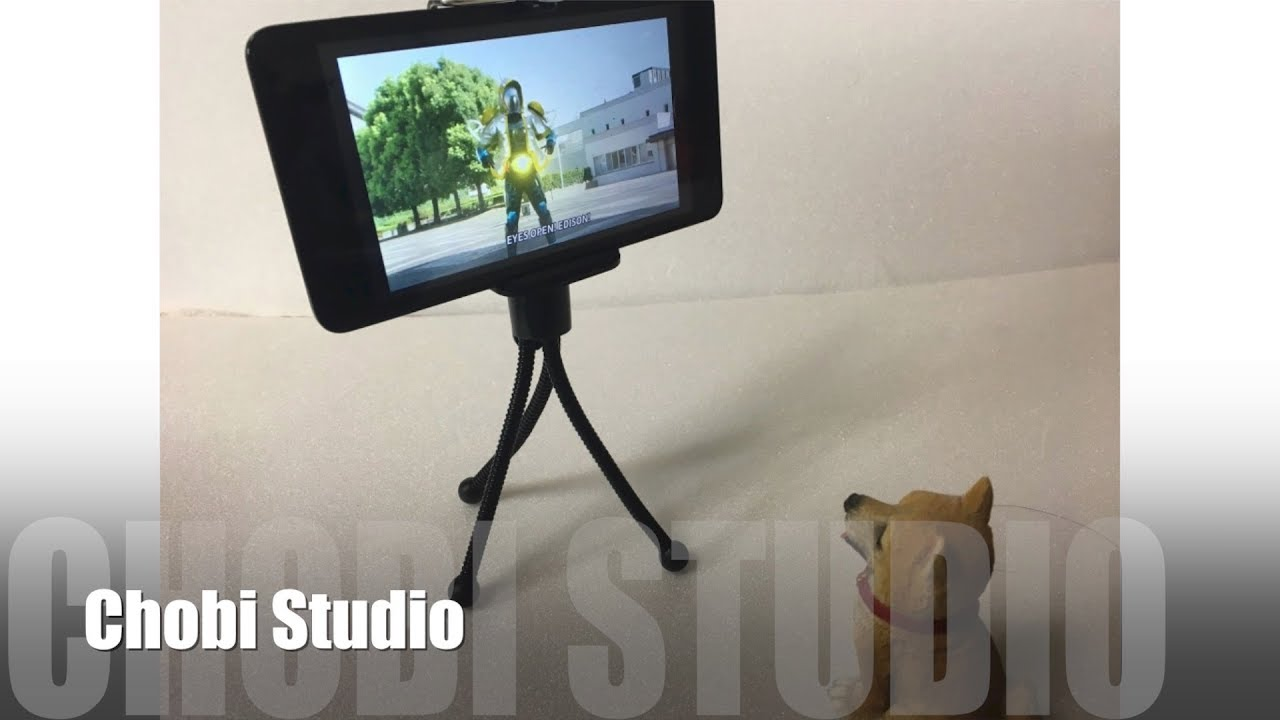 "DAISO Japan ""Tripod Type Smartphone Stand"" Review   ダイソー スマホスタンド三脚タイプ"