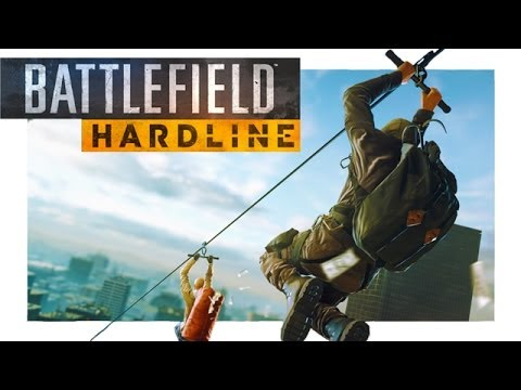 Battlefield Hardline Beta - Tips and Tricks, Myth Busting, BFH Multiplayer Gameplay Commentary