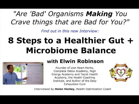 8 Steps to a Healthier Gut and Microbiome Balance