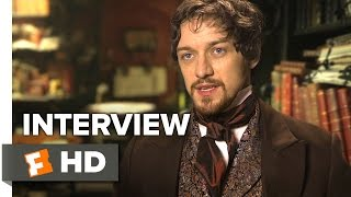 Victor Frankenstein Interview - James McAvoy (2015) - Sci-Fi Movie HD - Продолжительность: 5 минут 50 секунд