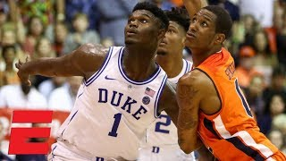 Duke holds on vs. Auburn in Maui Invitational semifinals | College Basketball Highlights