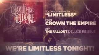 Crown the Empire - Limitless (Official Lyric Video)
