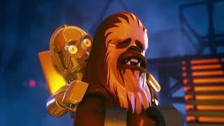 Count Chewie's Roars - LEGO STAR WARS - Activity Video