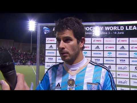 Post Match Interview Juan Lopez