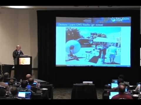GRCon12: Ottomo - GNU Radio for Satellite Communications