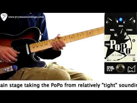 Menatone The PoPo Fuzz