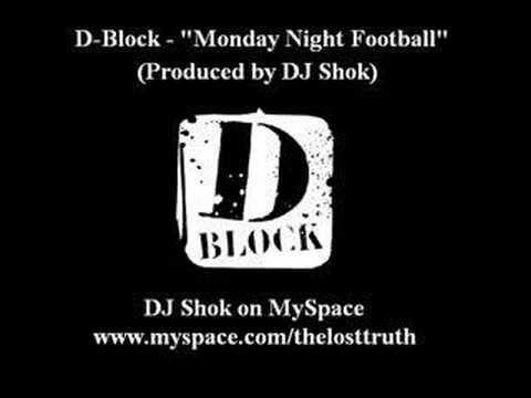D-Block - Monday Night Football Freestyle