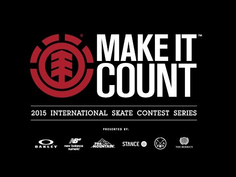 Make it Count Southwest Tour 2015