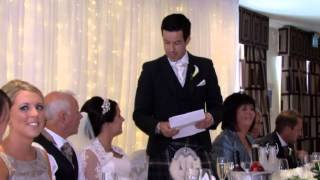 Very Funny Groom Speech