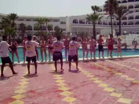 Beep Beep Tunisian Dance