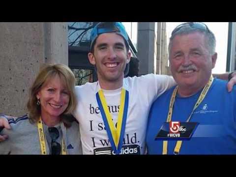 Marathon man on a mission after 2013 Boston Marathon