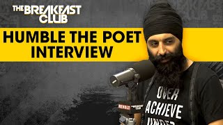 Humble The Poet On Growing From Difficult Moments And 'Things No One Else Can Teach Us' In His Book