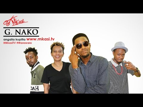Mkasi Promo With G-Nako