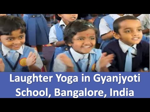 Laughter Yoga with small Children
