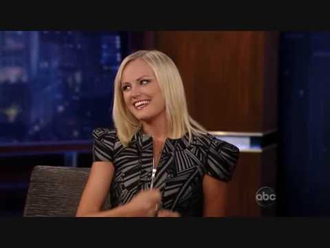 Malin Akerman - Singing Helan gr ( A Swedish snaps song )
