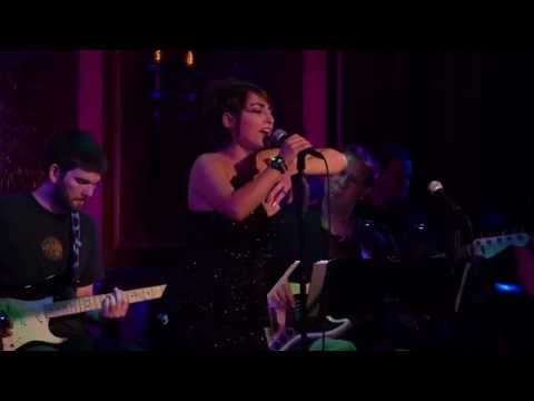 HANNAH ZAZZARO singing FLYIN FREE by Carner & Gregor - August 21, 2014 at 54 Below