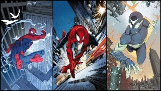 Origin Of Sideways - DC Comics Version Of Spider-Man
