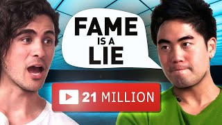 I spent a day with LEGENDARY OG YOUTUBERS (Ryan Higa, Brandon Rogers, Jacksfilms)