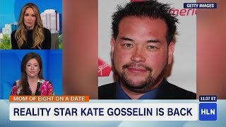 Jon Gosselin reacts to ex-wife Kate's new dating show