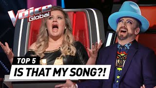 Download Lagu The Voice | Talents who auditioned with a COACH SONG Gratis STAFABAND