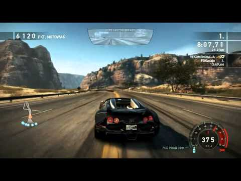 nfs undercover bugatti veyron pursuit xbox 360 how. Black Bedroom Furniture Sets. Home Design Ideas