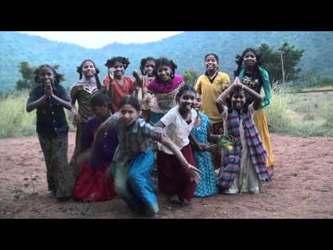 Girls From Iss (inba Seva Sangam) School, Sevapur, Tamil Nadu, India Hd video