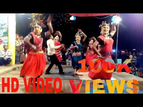 Tor Maya ke mare 2017! Best stage dance