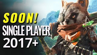 27 Most Anticipated Single Player Games of 2017 and Beyond | PC, Switch, PS4, Xbox One