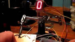 motorcycle gear shift indicator