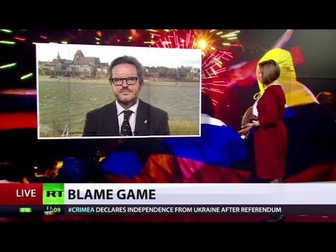 Mutually Assured Destruction? The EU, US sanctions backfire threat (ft. Patrick Young)