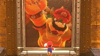 Super Mario Odyssey - Darker Side Kingdom (Secret Final Kingdom)