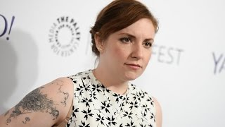 Lena Dunham: Sushi is Cultural Appropriation
