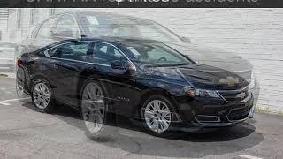2018 Chevrolet Impala LS New Cars - Charlotte,NC - 2019-02-22