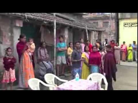 Durga Bengali festival in kolkata village festival mela nice video clip