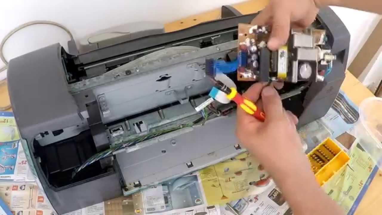Как отремонтировать факс своими руками 87