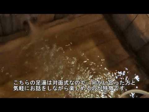 関市 「道の駅 平成」 ~足湯でひとやすみ~