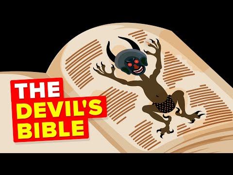 The Mystery Behind Devil's Bible