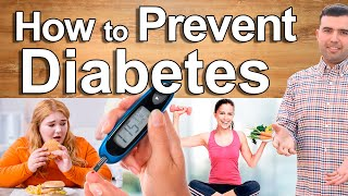 AVOID DIABETES AT ALL COST - How To Prevent Chronic Disease - High Blood Sugar, Diabetes, Kidneys