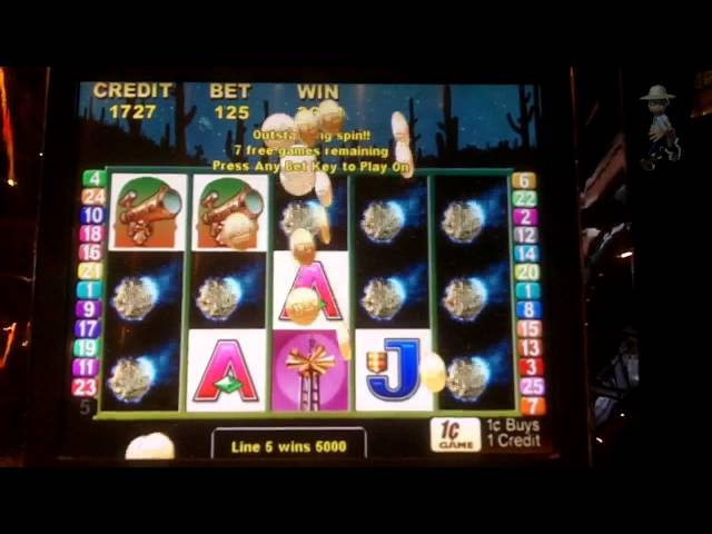 Aristocrat Technologies - Meteor Storm Slot Bonus over 250x WIN