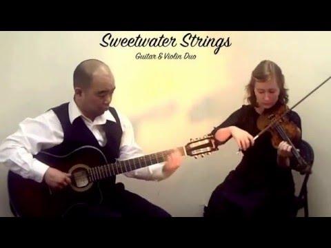 Sweetwater Strings Guitar & Violin Duo plays