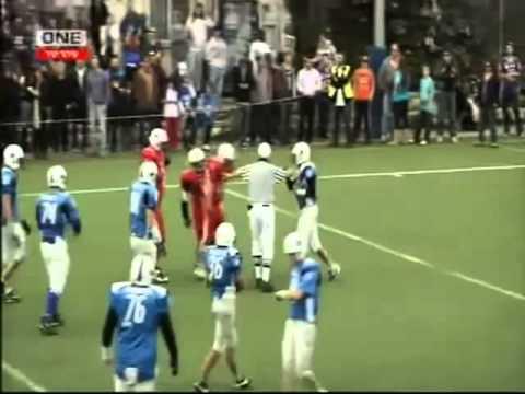 Israel Bowl V 2012