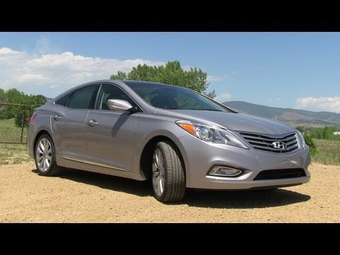 2012 Hyundai Azera Drive and Review