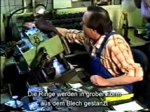 Beispiel: Film zur Trauringherstellung, Video: Juwelier Nußstein.